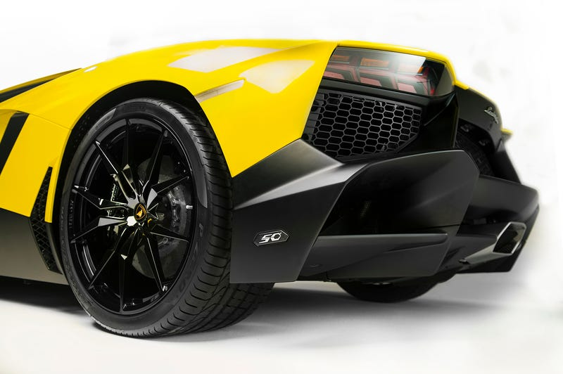 2014 Lamborghini Aventador LP720-4 50 Anniversario: Mega Gallery