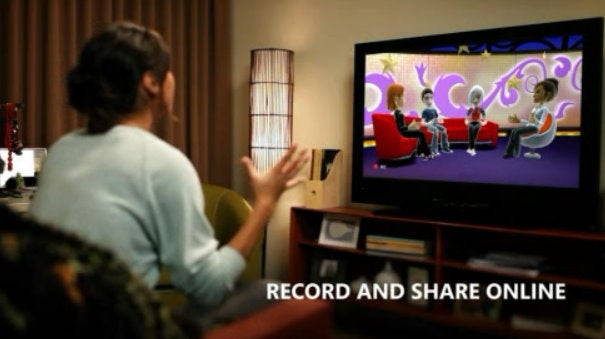 Avatar Kinect Is A New Xbox Live Gold Perk And A Fancier Chatroom