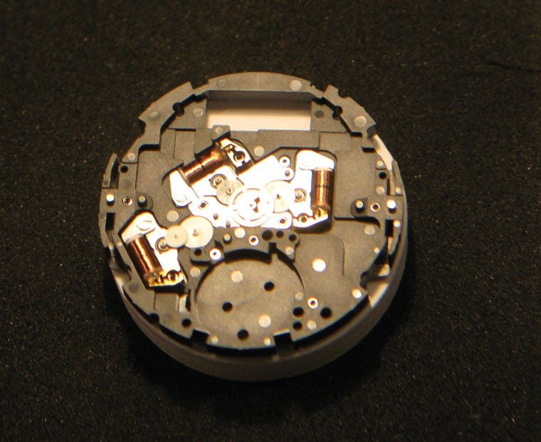 Casio Tough Movement For G-Shock Uses Internal LEDs to Sync Time