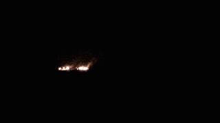 Bárðarbunga Briefly Burbles With A Midnight Fissure Eruption