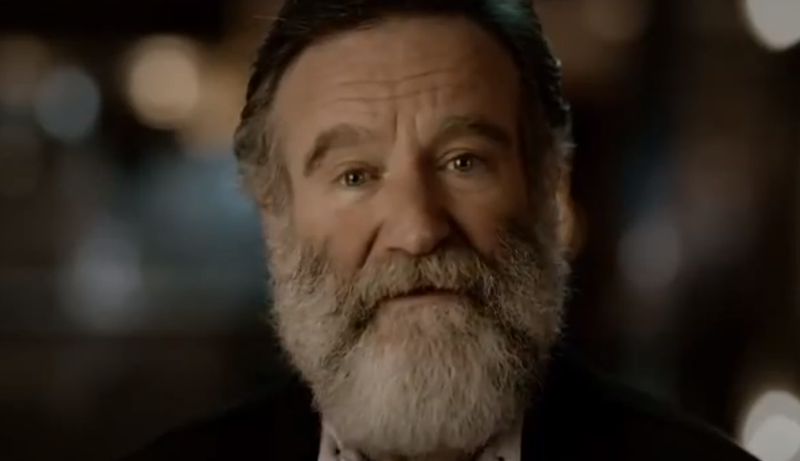 Robin Williams Likes Games Other Than The Legend of Zelda, Y'know