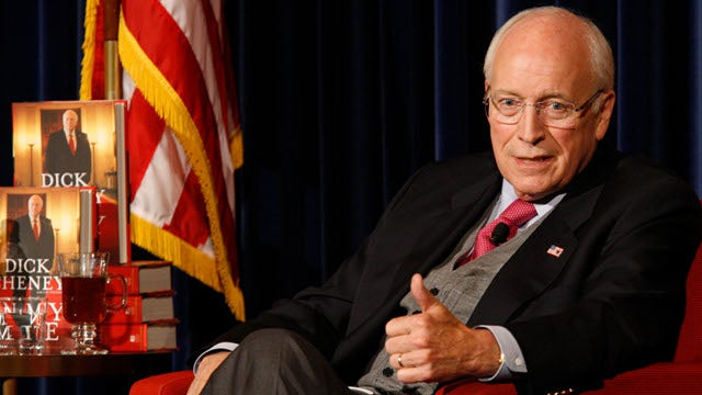 Dick Cheney Gets New Heart, Lease on Life