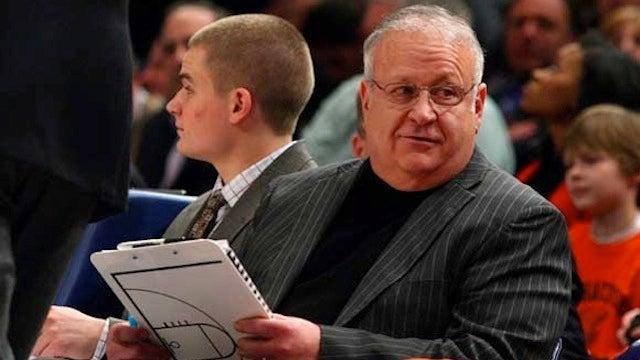 Syracuse Assistant Basketball Coach Bernie Fine Under Investigation For Molesting A Ball Boy