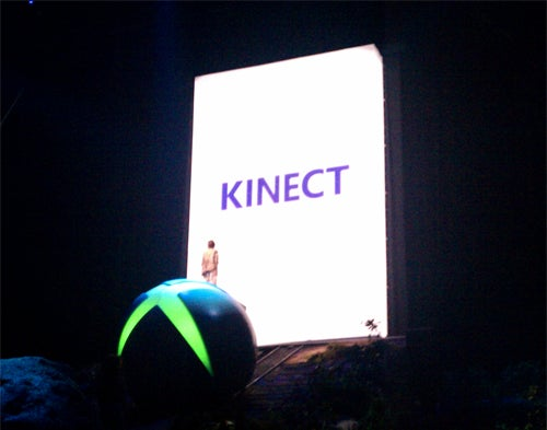 "Microsoft's Project Natal Is Officially Named ""Kinect"""