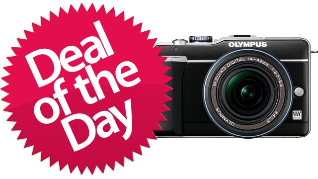 This Olympus 12MP Camera Is Your Scrapbook Deal of the Day