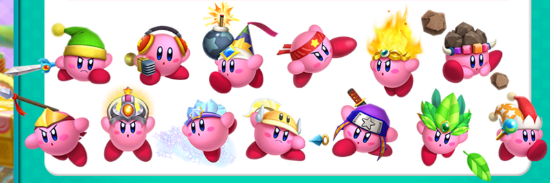 A Closer Look at Kirby's New 3DS Game