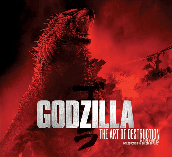 Ruined Cities And Monster Hunts: The Art Of Godzilla