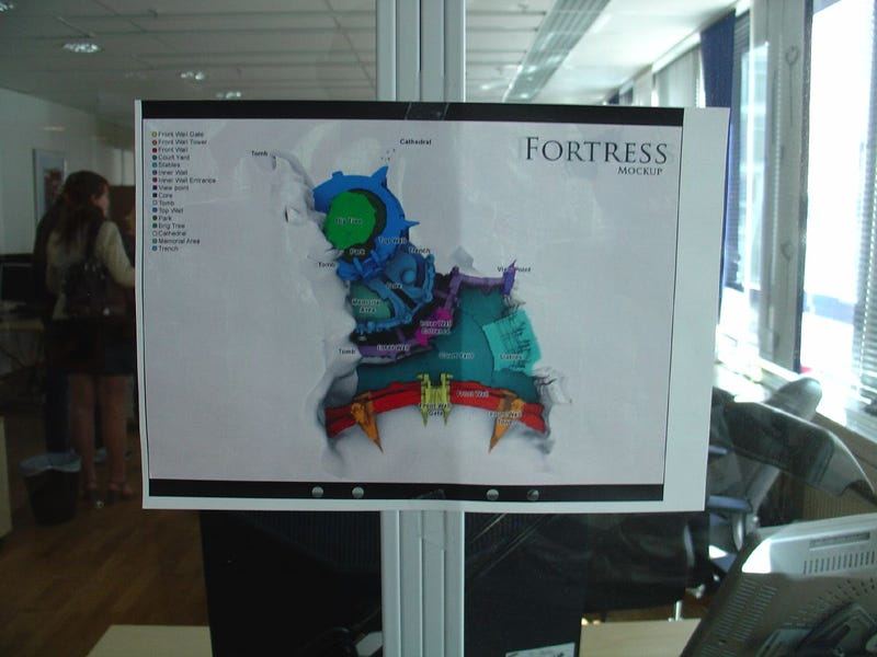 "A Final Look Inside GRIN's ""Fortress"""