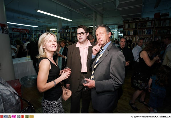 Sweating And Lurking At The Strand's 80th Birthday