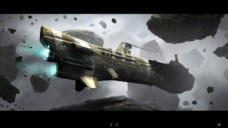 Is Valve's Next Big Game a Space MMO? [Update]