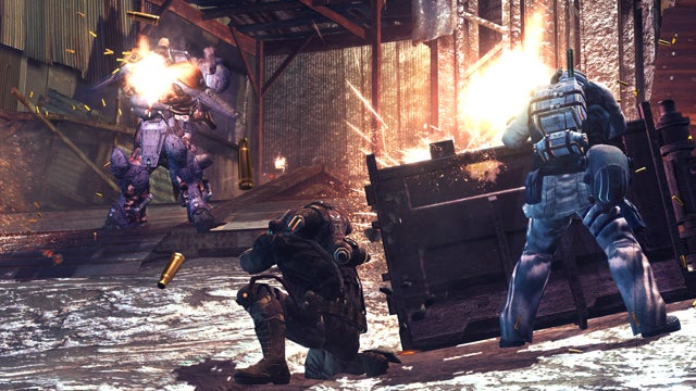 New Lost Planet 2 Screens