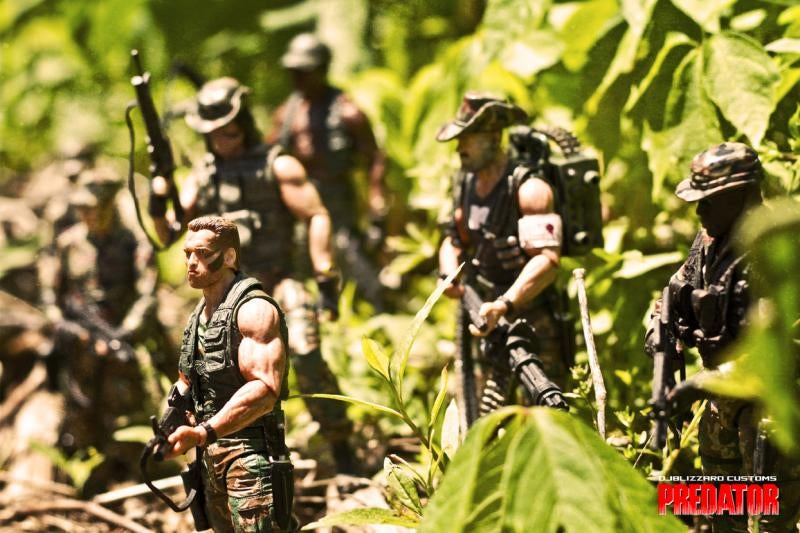 Predator Action Figures! You Son Of A B**ch!