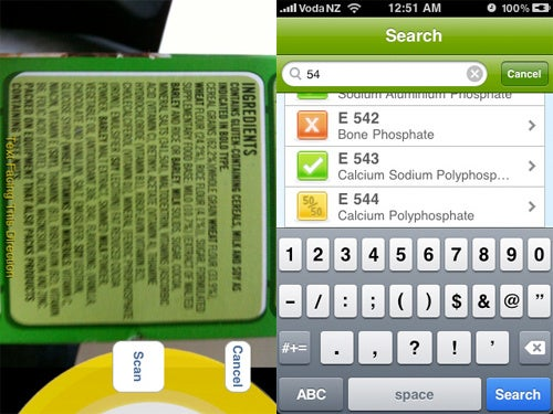 Vegetarian-Friendly iPhone App Will Tell You If Any Dead Animals Are In That Sandwich