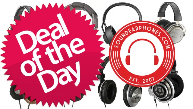 Free Money Towards Your Dream Headphones Is Your Dealzmodo-Exclusive Deal of the Day
