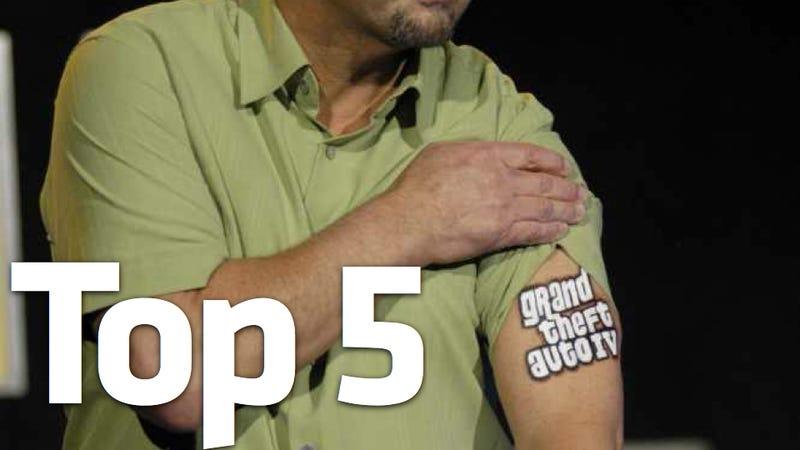 Top 5 of 10: Marketing Geniuses