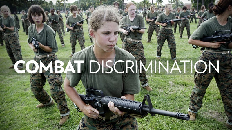 Some Military Women Don't Want to Fight, But That Doesn't Mean They Shouldn't Be Able To