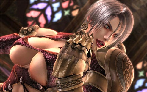 """Namco Bandai Says Soulcalibur IV Install Size """"Significantly Overblown"""""""