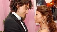 Jessica Simpson Skulks Out Of John Mayer's Building