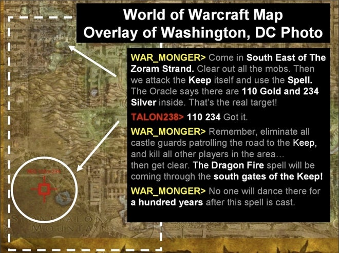 The Pentagon Preps for World of Warcraft Invasion (No, Seriously)
