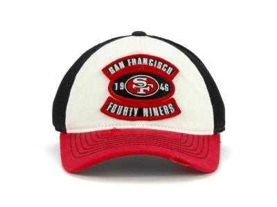 "Misspelled ""Fourty Niners"" Cap Marked Down To Just $15"