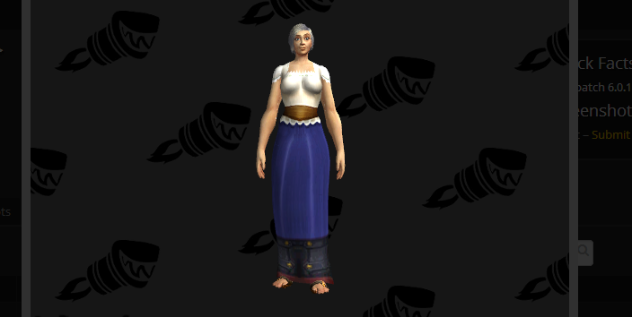 Apparent Robin Williams Models Found In World of Warcraft