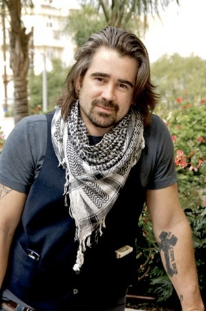 Colin Farrell: Hero of the Homeless