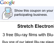 Google Puts Coupons on Your Phone so You Can Forget the Scissors
