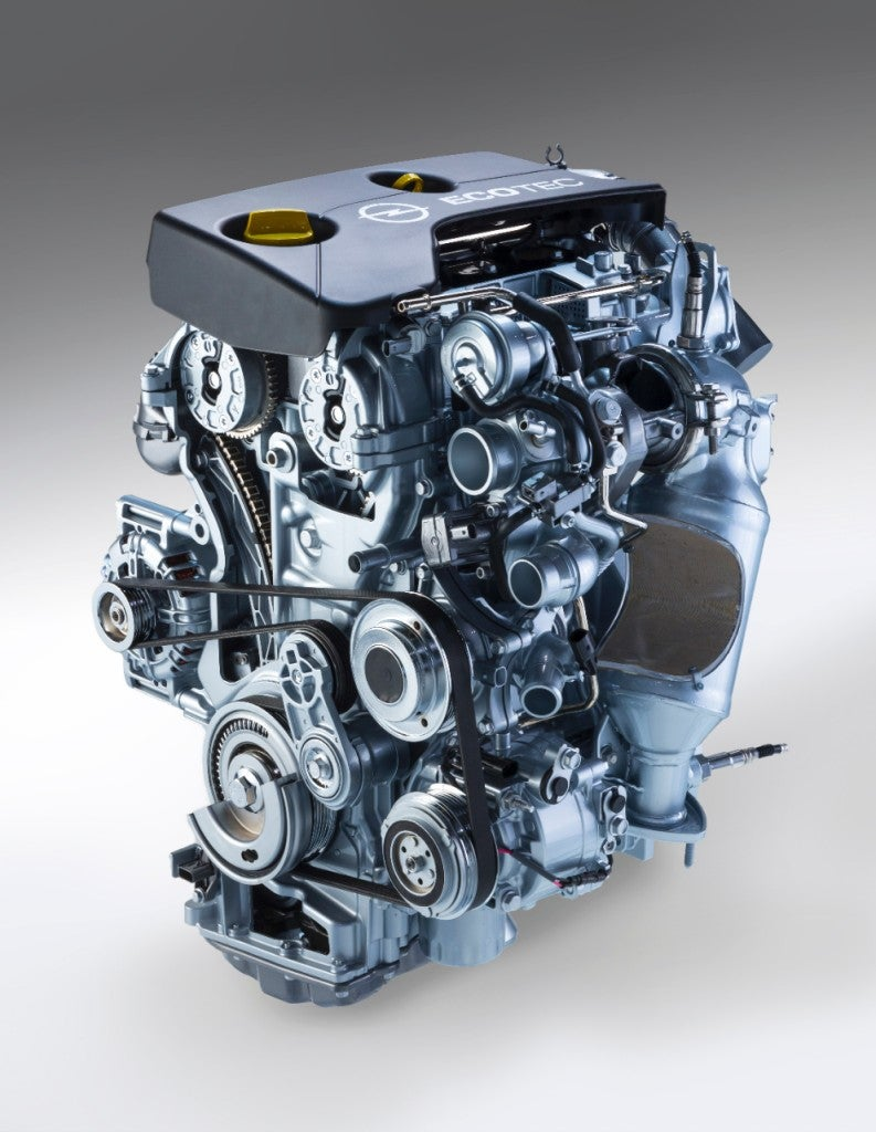 Sorry Torchinsky, but GM's Ecotec 3-cylinder is the Future of Gasoline Engines