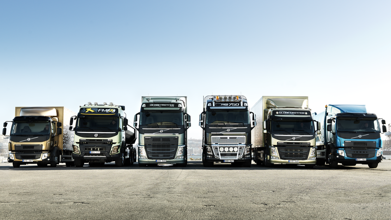 Volvo Trucks Hauls Their President Into The Air To Prove A Point