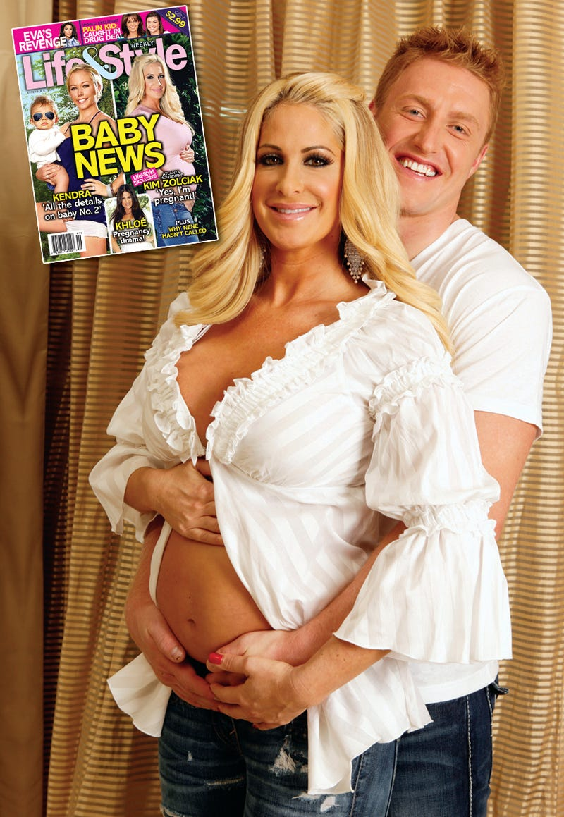 Real Housewife Kim Zolciak Is Pregnant