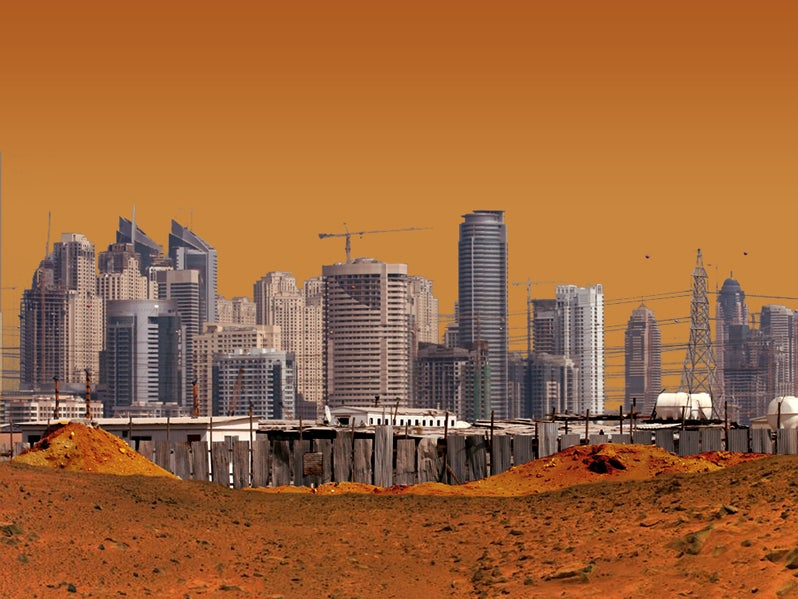 Six Earth Cities That Will Provide Blueprints for Martian Settlers