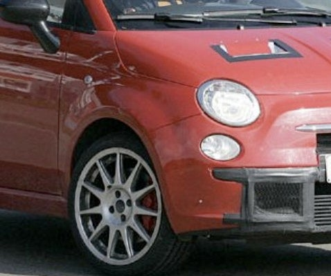 Abarth Up Close: Tuner 500 on the 'Ring