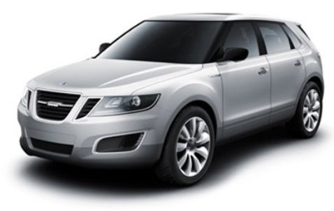 Go Dutch! Saab 9-4X BioPower Concept Leaked Ahead of Detroit Intro