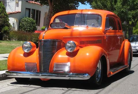 1939 Chevrolet Master Deluxe Coupe