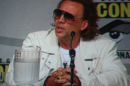 Nic Cage Wants To Take You Higher With Science Fiction
