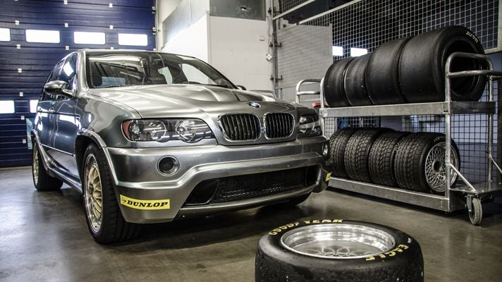 Let's Take A Moment To Appreciate The Most Insane BMW X5 Of Ever