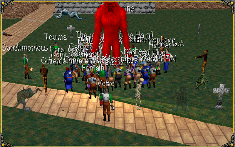 Remembering The Brutality Of Meridian 59 On Its 20th Anniversary