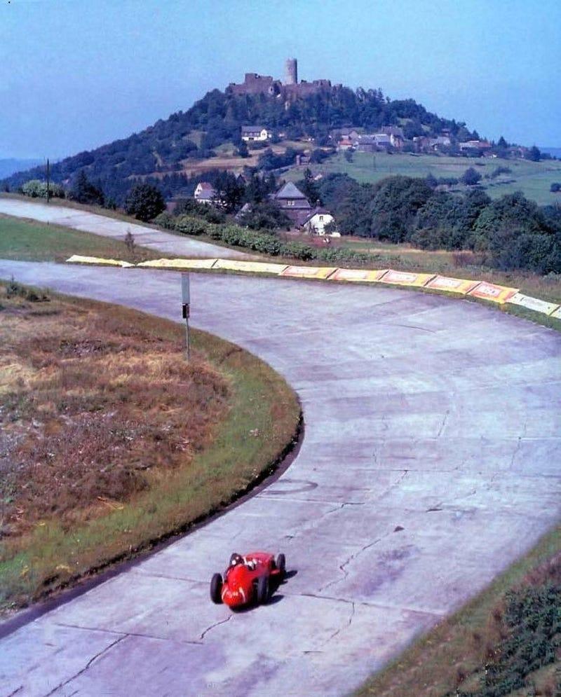 Nürburgring, 1957