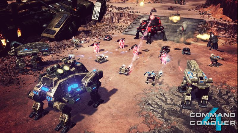 Command & Conquer 4: No LAN or Dedicated Servers Either