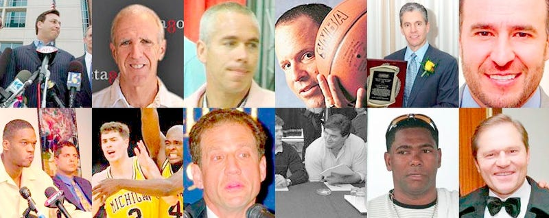The 12 Best Sports Agents In The World