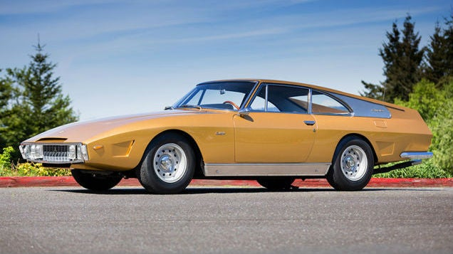 This One-Of-A-Kind Ferrari Shooting Brake Could Be Yours For $400,000