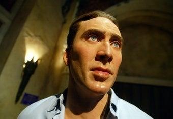 Nicolas Cage: Shine On, You Crazy Diamond.