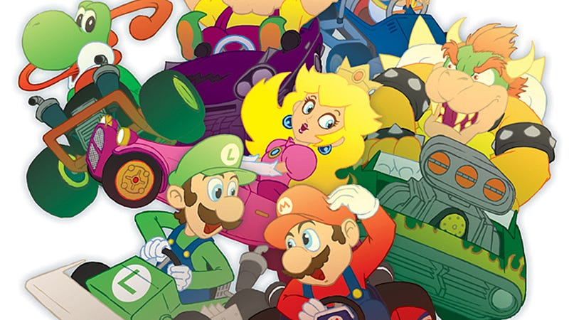 You Need This Mario Homage For Your New Phone Background Art