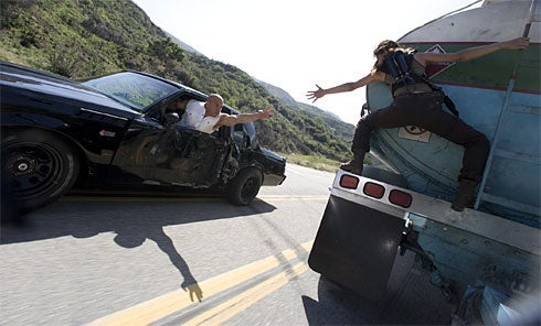 Fast And Furious First Production Stills, Movie Both Grand And National