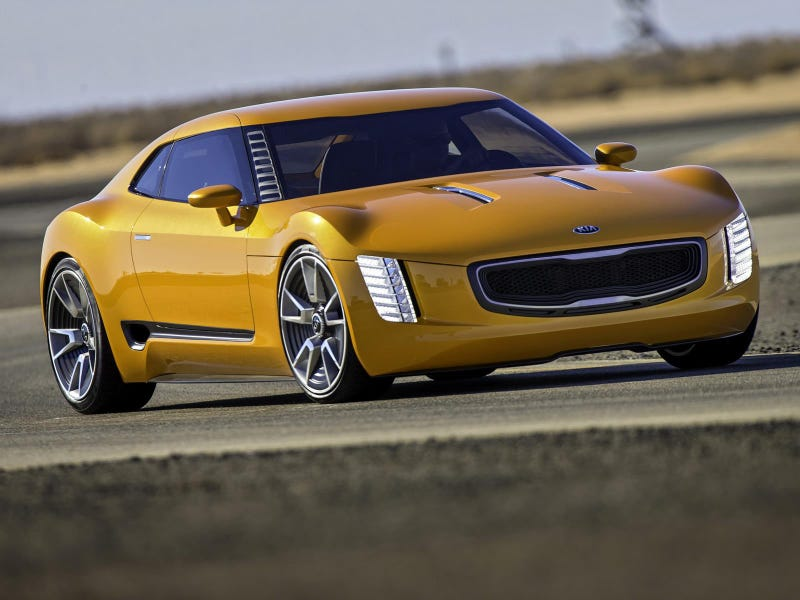 Kia GT4 Stinger Concept: The Kia Genesis Coupe 'Coming Now'