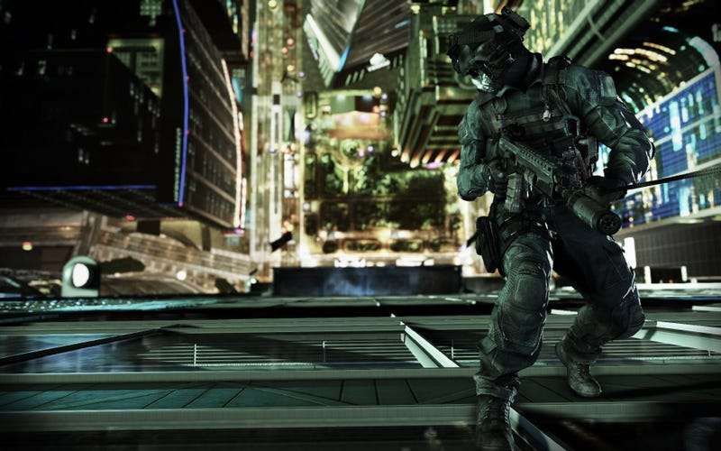 And Here are Four More Screenshots of Call of Duty: Ghosts