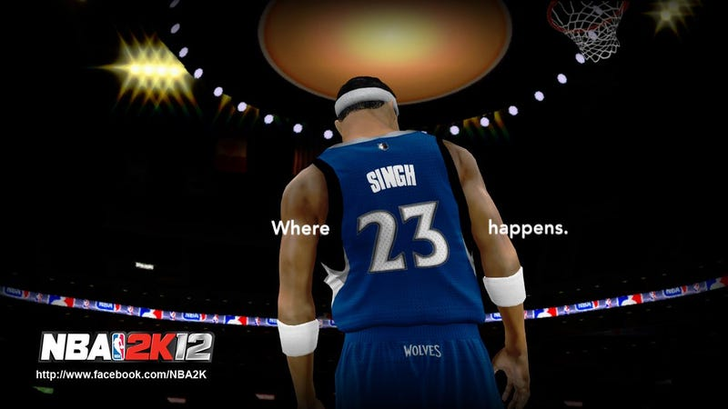 NBA 2K12 Offers In-Game Ads You May Actually Enjoy Watching