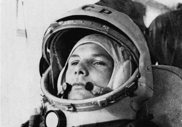Mr. Gagarin's Wild Ride