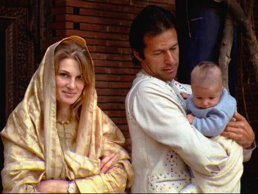 Jemima And Imran Khan, Reunited And It Feels So...Bittersweet