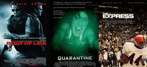 'Express,' 'Quarantine' Climb Into Multiplex Over Leo's Dead 'Body'